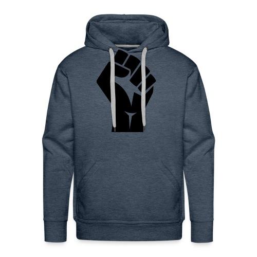 Fist Strong - Men's Premium Hoodie