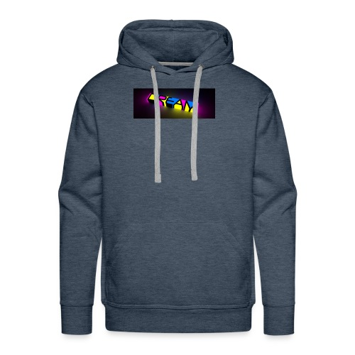 dream color neon - Men's Premium Hoodie