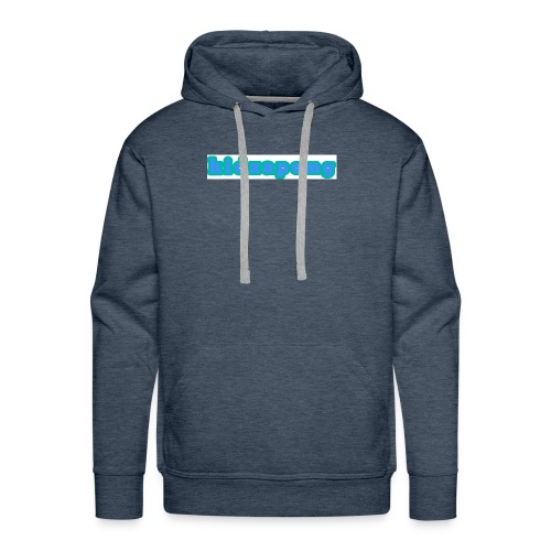 Kidzapomg nation - Men's Premium Hoodie
