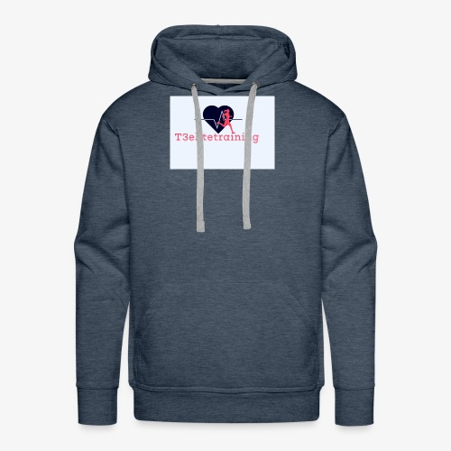 T3EliteTraining - Men's Premium Hoodie