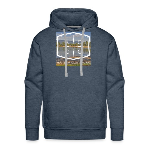 Kootenay Clothing Co Logo Wear - Men's Premium Hoodie