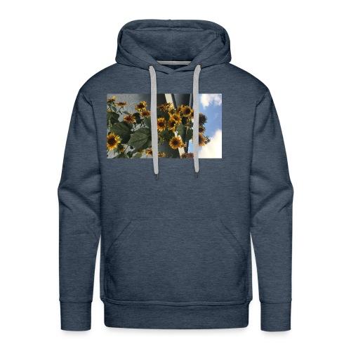 sunflower shirt - Men's Premium Hoodie