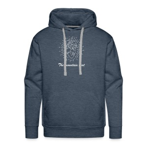 Adventure - The Mountain Beat T-shirts & Products - Men's Premium Hoodie