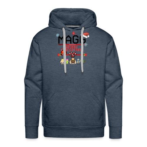dise--o_kmisa - Men's Premium Hoodie