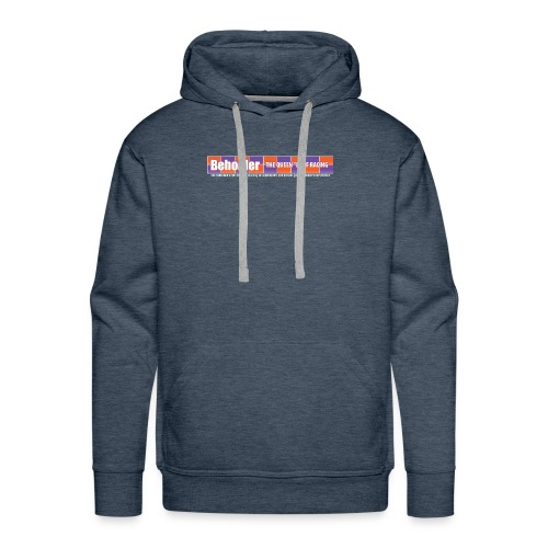 Beholder T-Shirt - Men's Premium Hoodie