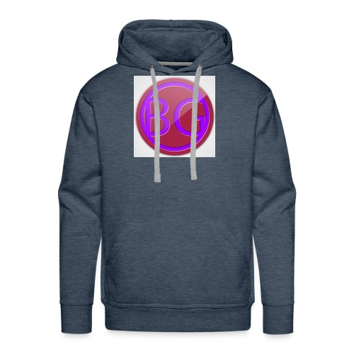 Brother Gaming 2016 logo apparel - Men's Premium Hoodie