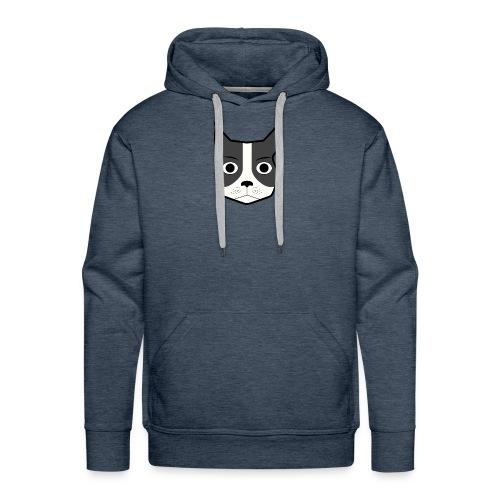 Boston Terrier - Men's Premium Hoodie