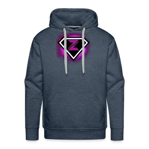 Zyanite Logo - YouTube - Men's Premium Hoodie