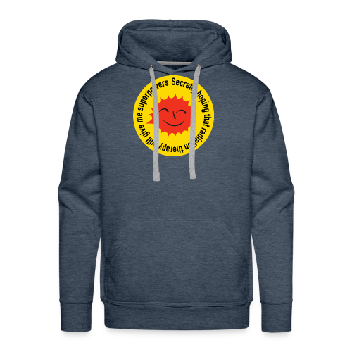Radiation Superpowers - Men's Premium Hoodie