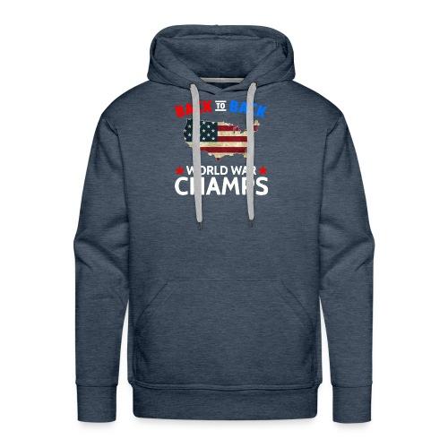 United States Patriot Champions - Men's Premium Hoodie