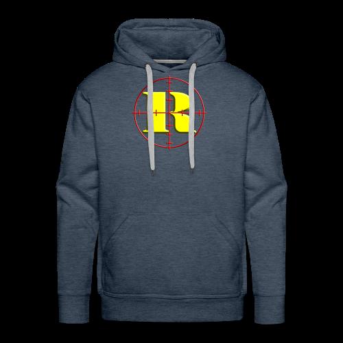 Kids Remington Logo - Men's Premium Hoodie