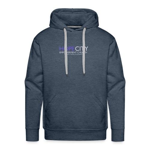 Hope City Empowerment Church - Men's Premium Hoodie