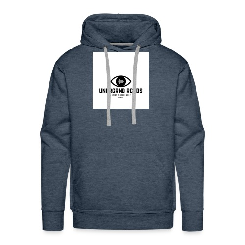underground establishment - Men's Premium Hoodie