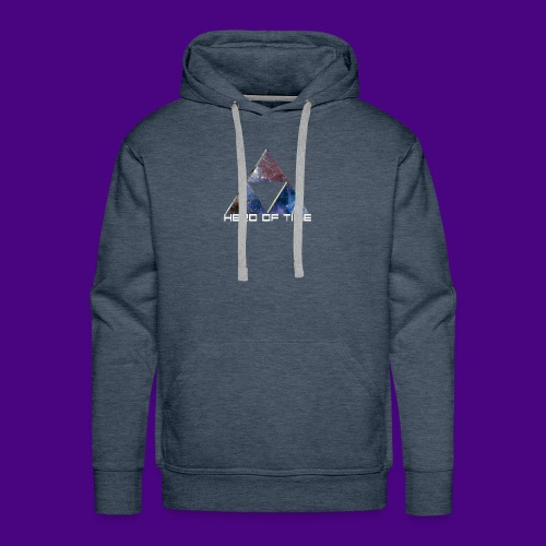 Hero Of Time - Men's Premium Hoodie