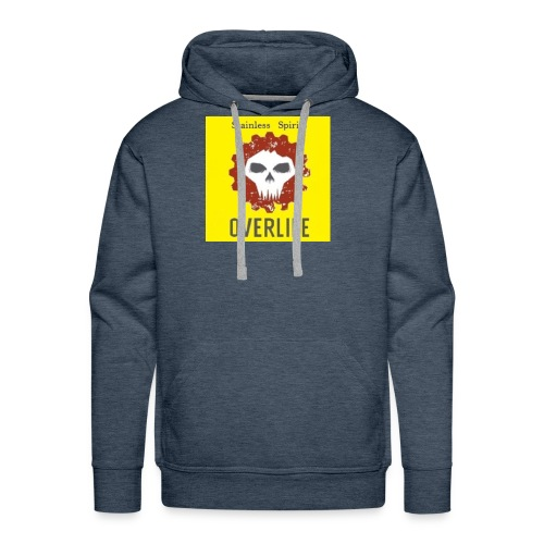 Stainless Spirits-Overlife Cup - Men's Premium Hoodie