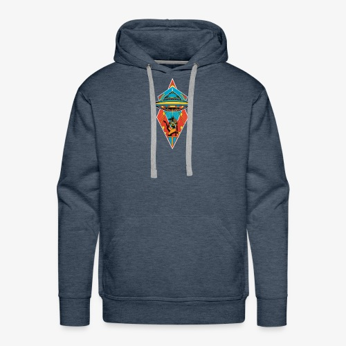 Space Pharaoh - Men's Premium Hoodie