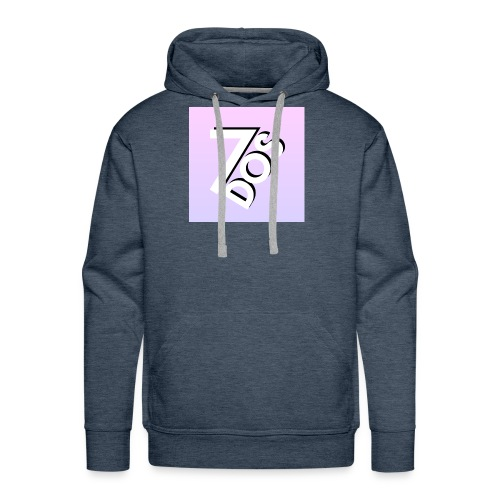 7DOS Logo - Men's Premium Hoodie