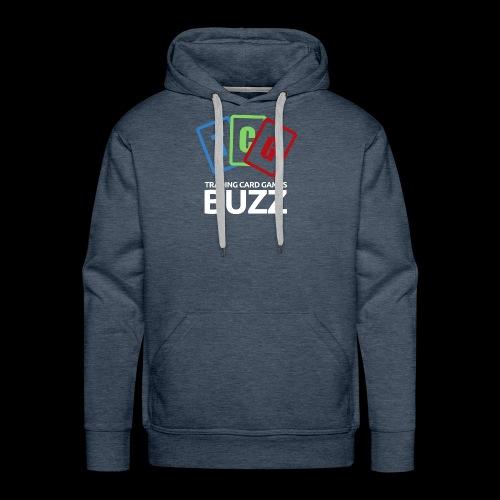TCG Buzz Logo - Men's Premium Hoodie