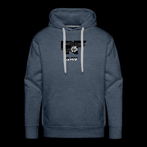 RnF Savs Custum Logo - Men's Premium Hoodie