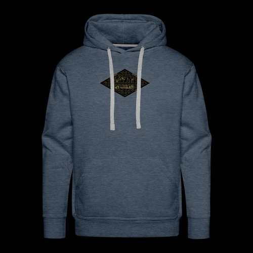 Limited Edition FWM Founder Badge - Men's Premium Hoodie