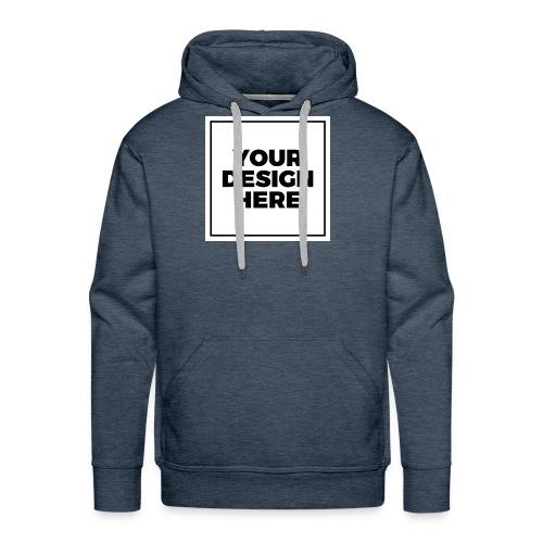 design - Men's Premium Hoodie