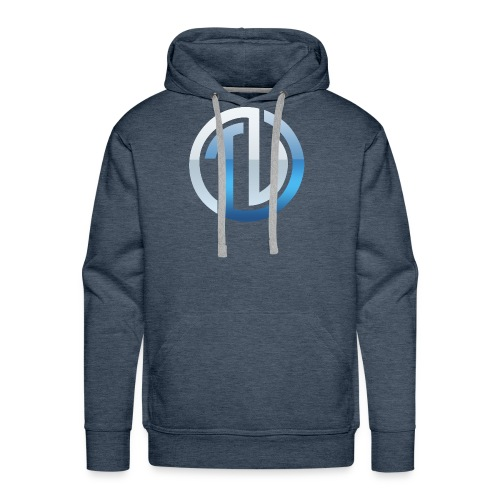 Official Trainer Vlogs Merch - Men's Premium Hoodie