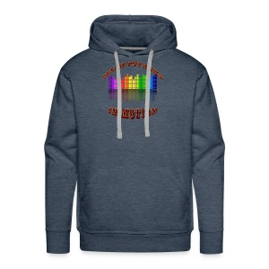 Marky Stacks In Motion - Men's Premium Hoodie