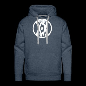 Gone Away album - Men's Premium Hoodie