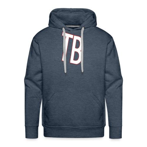 TB Logo - Men's Premium Hoodie