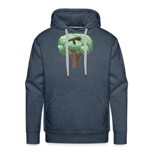 It's a WALRUS.....IN A TREE! - Men's Premium Hoodie