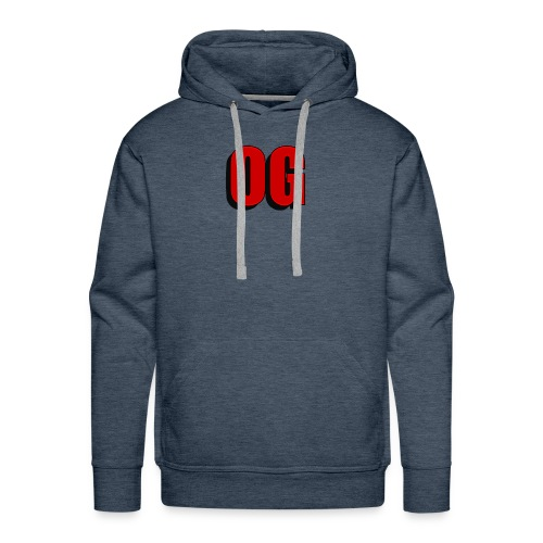 OG merch line - Men's Premium Hoodie
