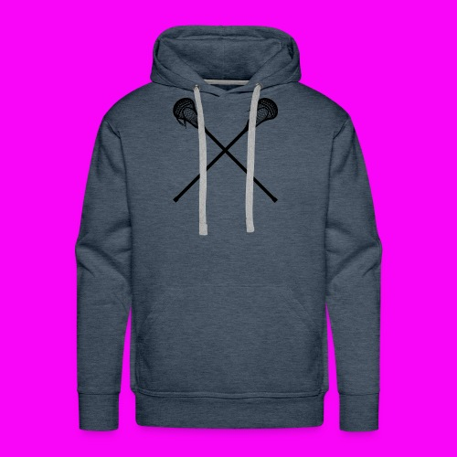 Lacrosse - Men's Premium Hoodie
