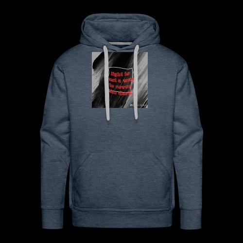 Photo 1526257260716 - Men's Premium Hoodie