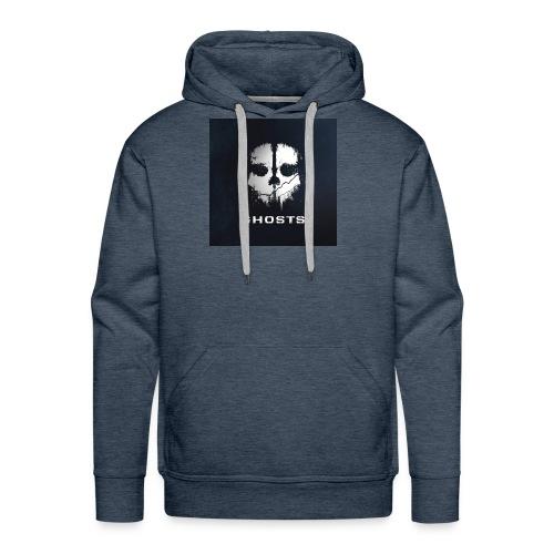 ghost - Men's Premium Hoodie