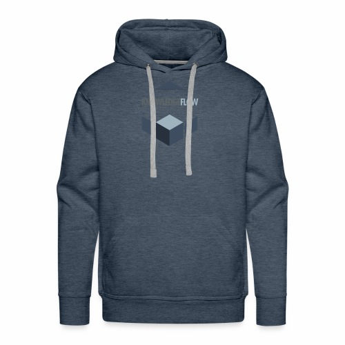 KnowledgeFlow Cybersafety Foundation - Men's Premium Hoodie