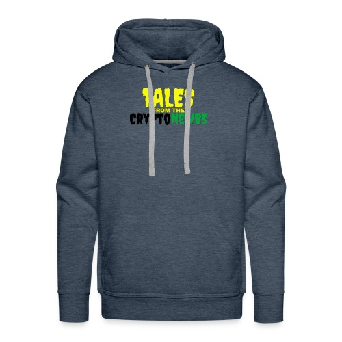 Tales from the CryptoNewbs - Men's Premium Hoodie