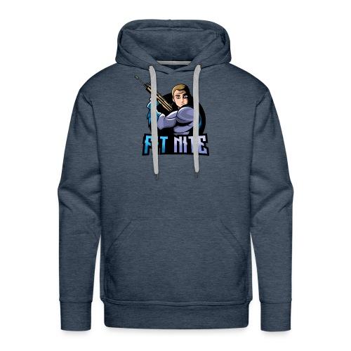 Fit Nite Apparel - Men's Premium Hoodie