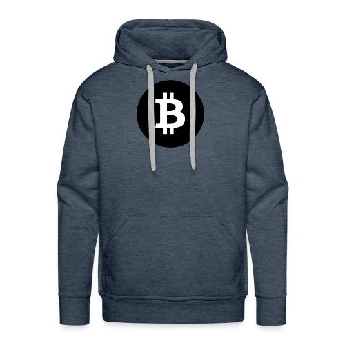 Bitcoin's Conquer - Men's Premium Hoodie