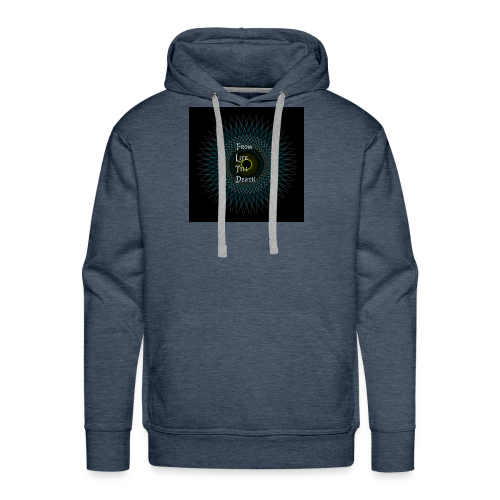 From Life Till Death - Men's Premium Hoodie