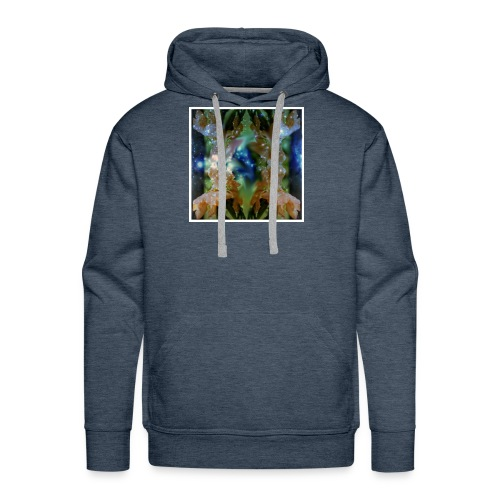 Abstract universe - Men's Premium Hoodie