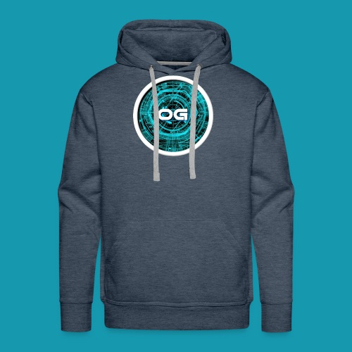 Overated gaming - Men's Premium Hoodie