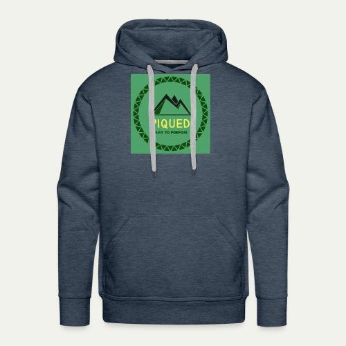 Piqued - Men's Premium Hoodie