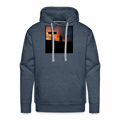 Always Pray - Men's Premium Hoodie