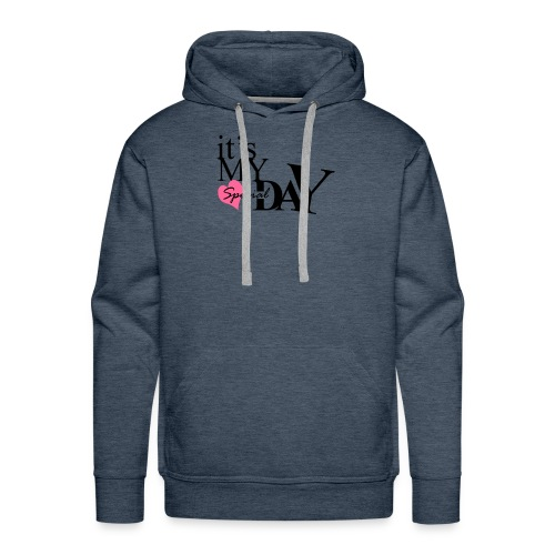 it's my special day - Birthday - Men's Premium Hoodie