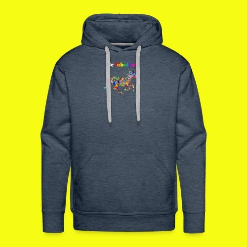 Fabulous unicorn perfect gift idea - Men's Premium Hoodie