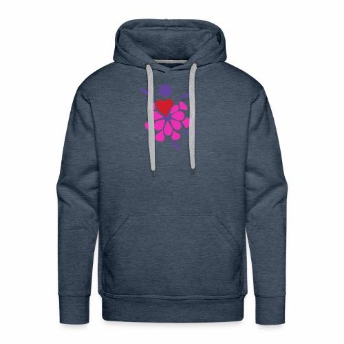 Flower Damcer - Men's Premium Hoodie