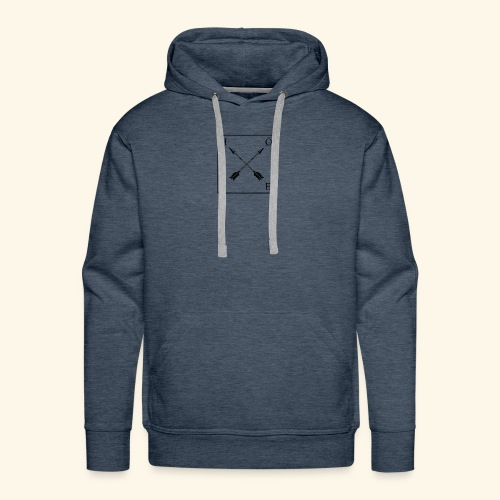 new t shir for summer (hope) - Men's Premium Hoodie