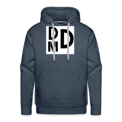 Dance Music Design - Men's Premium Hoodie