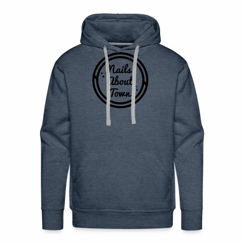 Nails About Town 1 - Men's Premium Hoodie