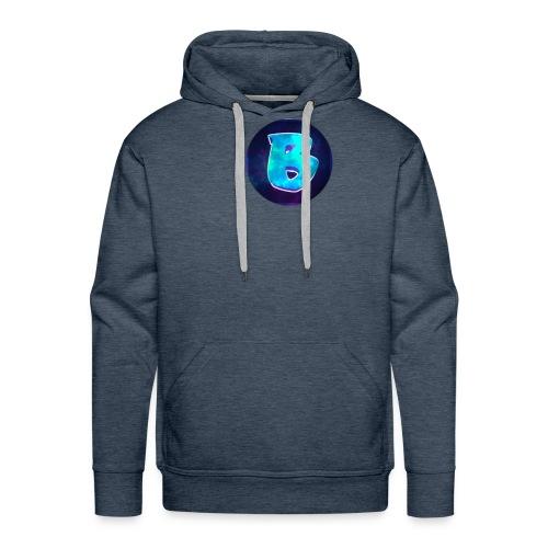 Circles Ben logo. - Men's Premium Hoodie